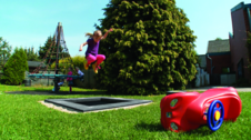 "Trampolína EUROTRAMP Kids Tramp ""Playground"""