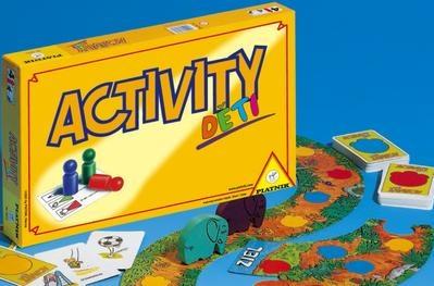 a17c1cb58 Společenská hra Activity děti od Jipast a.s.