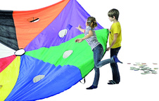 Nutrimove Parachute Game
