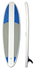 Paddle board - rozměry 3,8m x 0,78m x 0,15m