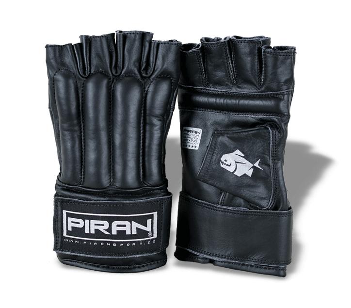 Boxerské rukavice bezprsté PRO line FIGHTER PIR 20 - velikost XL od ... 8161a2fc05