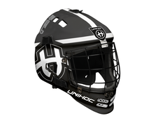 Maska florbalová Unihoc SHIELD Black/White